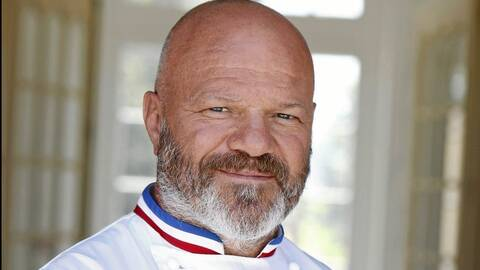 le chef cuisinier Philippe Etchebest